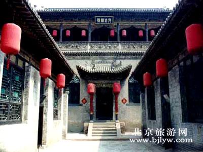 乔家大院 热播 中国影视旅游经济风生水起