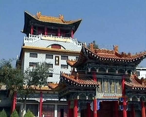 【附图】平凉市著名风景:故灵台-故灵台-每日甘肃-旅游