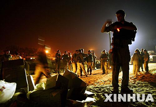 军事袭击_以军开始对加沙发动军事袭击行动