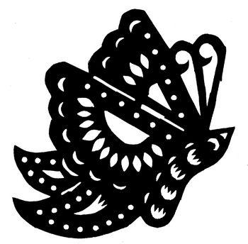 【附图】民间剪纸艺术