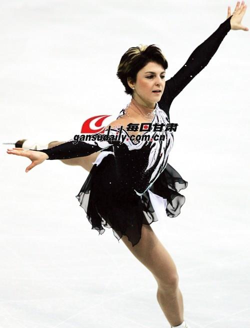 ...京举行的2006中国杯世界花样滑冰大奖赛女子单人滑比赛中,以