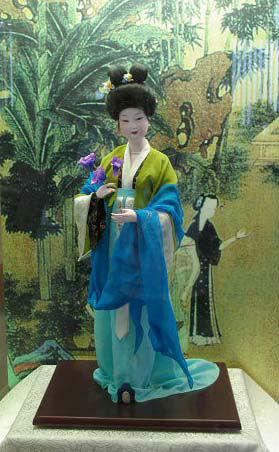 【附图】美丽的唐朝服饰
