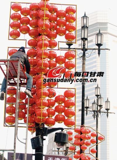 春节灯笼组装步骤图解