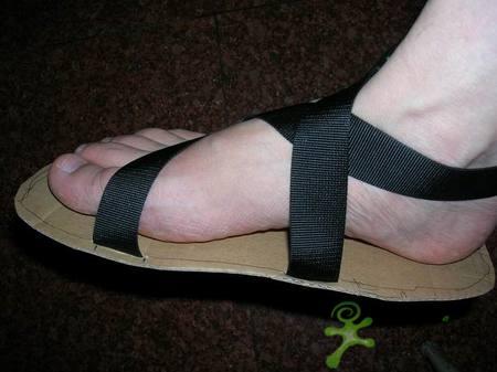 户外 凉鞋 diy/DIY凉鞋