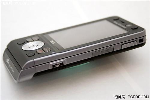 手机 w910i/真机比图片漂亮索爱新手机W910i实拍