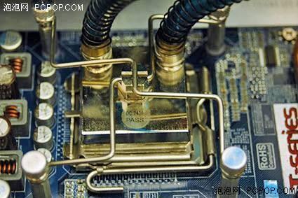 频专用水冷散热器