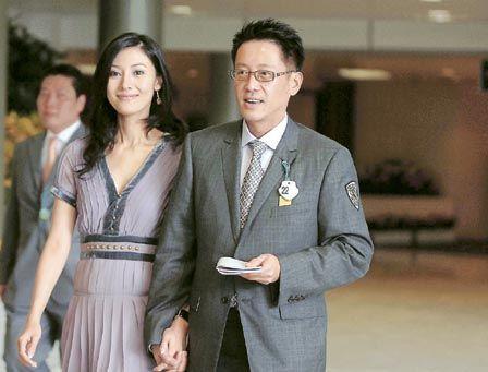 李嘉欣/许晋亨与何超琼童话式的婚姻,终于正式没有任何关系,可各自再...