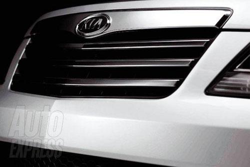起亚将推出全新SUV车型HM高清图片