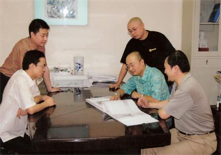 甘肃省建筑设计研究院别墅建筑师曹庆100平方米乡下小首席设计图图片
