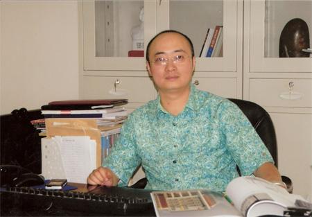 甘肃省建筑设计研究院首席建筑师 曹庆