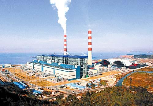 我国最大百万千瓦级火力发电厂宣告建成投产-火力发电