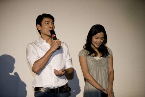 《投名状》新加坡宣传老徐称华仔最佳伴侣-《