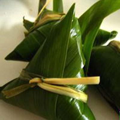 嘉兴粽子-糯米-每日甘肃-美食
