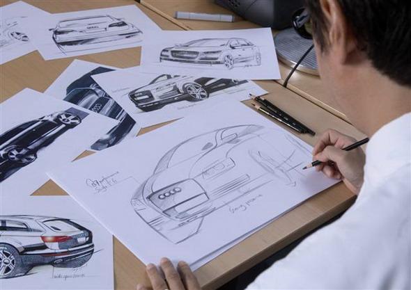 奥迪设计师解密经典诞生的故事-奥迪-汽车