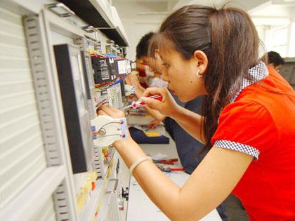 技能鉴定检验新入省电力毕业生培训成果-毕业