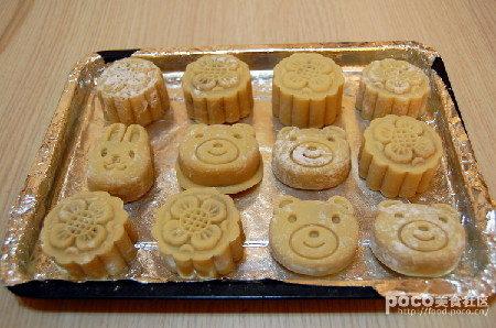 中秋节 卡通月饼搞新意