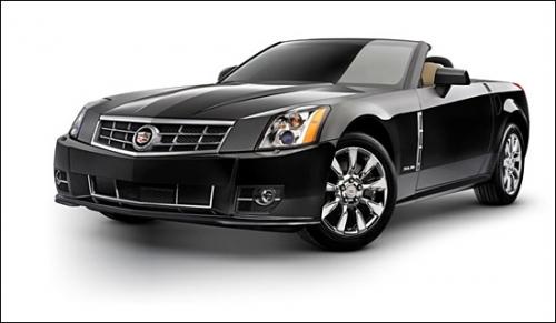 凯迪拉克09款车型即将上市