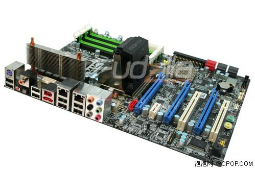 VGA将要推出X58主板图片