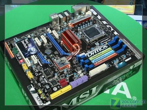 送摄像头 微星x58主板白金i7套装4999元