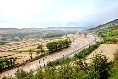 田间路施工组织设计