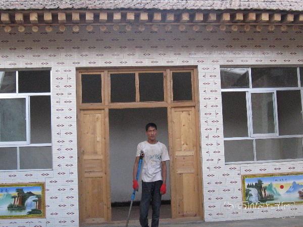 临夏农村房子图片