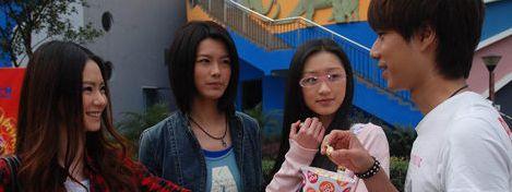 《重庆美女》上演姐妹情深