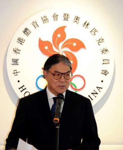 霍震霆 香港申办2019年亚运会时机已到