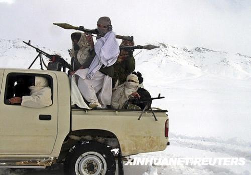 塔利班打舆论战 温和形象赢取阿富汗民众支持