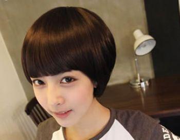 韩国女生超甜美短发攻略