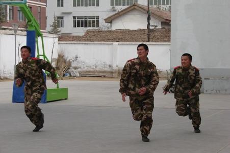 新兵训练卫生防病工作的几点做法