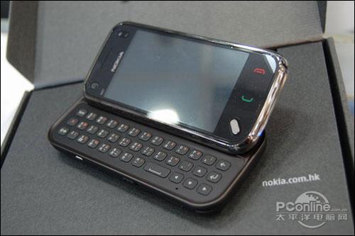 60迷你旗舰 诺基亚N97Mini仅2590元