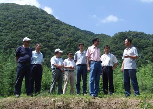 2009年被国家林业局公布为国家