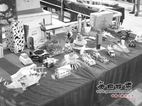 筷子宝塔模型制作