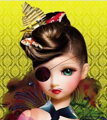 sd娃娃演绎 热潮范儿发型