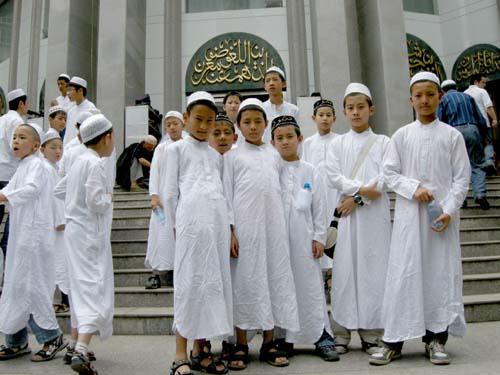 兰国家|六一儿童节-穆斯林