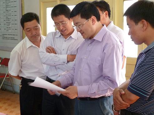省政府法制办副主任马占元赴市县调研依法行政工作