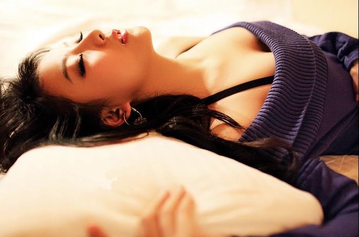 女人渴望缠绵的九个身体暗示