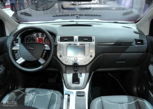 福特将推新款SUV替代Kuga高清图片
