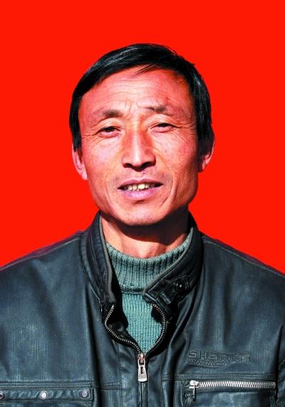 07刘欢乐 男 汉族 礼县马河乡杨喜村村主任