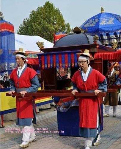 韩国 婚礼/韩国传统婚礼