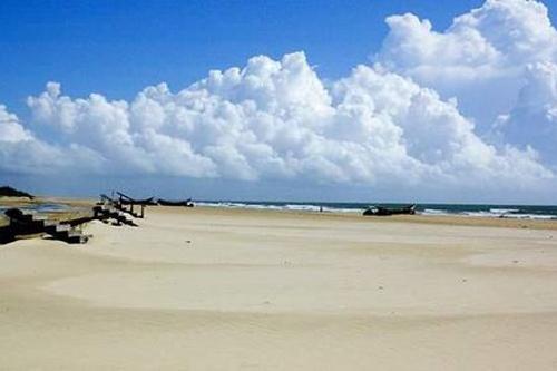广东令人赞叹的迷人海滩 东海岛