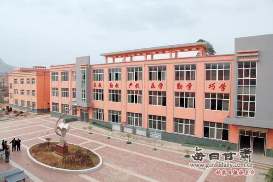 甘肃陇南农村房子照片