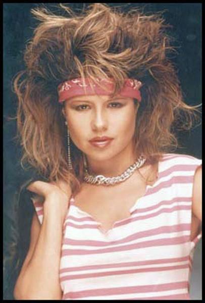 的老照片上还保留着么?这些可都是80年代时最时尚,最潮流的发