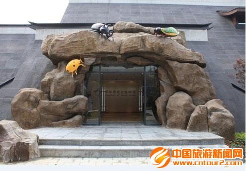 亚洲最大昆虫博物馆6月成都免费开放