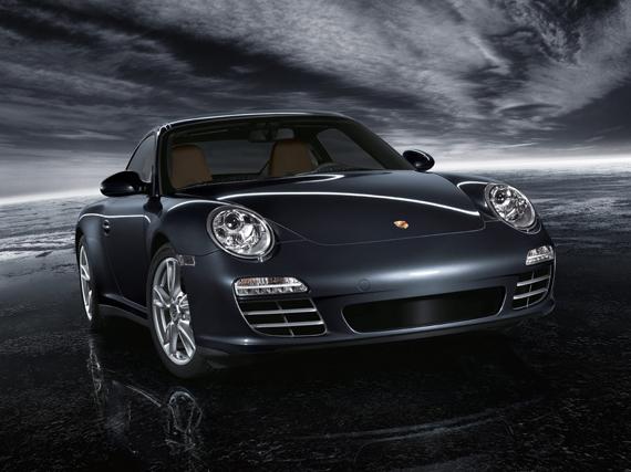 全新保时捷911 9月法兰克福车展首发