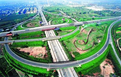 壁纸 道路 高速 高速公路 公路 平面图 桌面 400_255