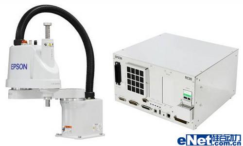 爱普生LS系列工业机器人 全新上市