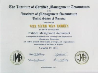 美国注册管理会计师考试改革,优财CMA报名优