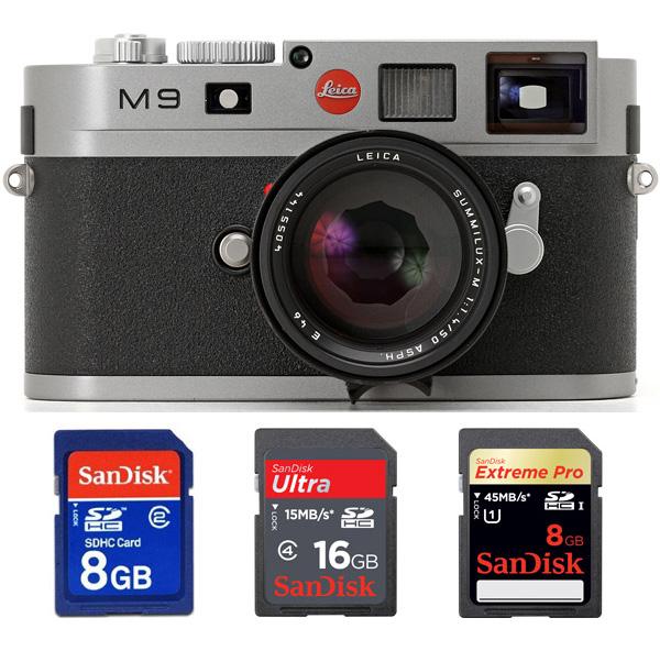 徕卡着手调查M9与部分SD卡不兼容问题 -徕卡