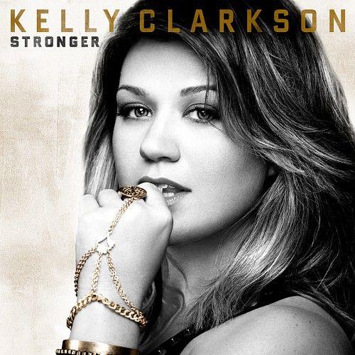 欧美 kelly/凯莉·克拉克森新碟封面。